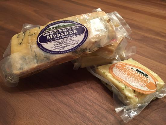 Muranda Cheese Company: our purchases