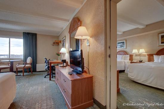 connecting rooms picture of aviator hotel anchorage anchorage rh tripadvisor com