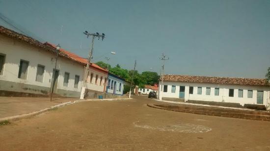 Ruins of Nossa Senhora do Rosário dos Pretos Church