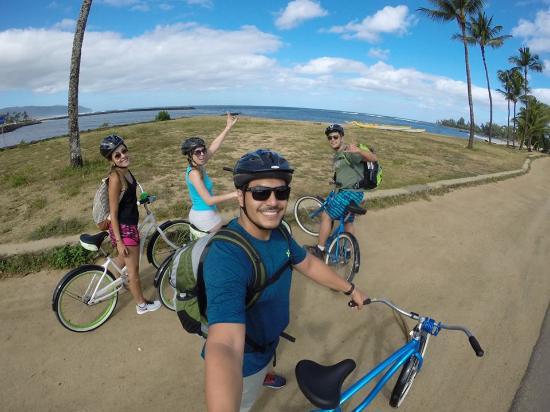 Ke Ala Pupukea Bike Path