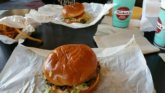 Tucker's Onion Burgers