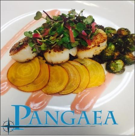 Pangaea: Pan Seared Diver Scallops