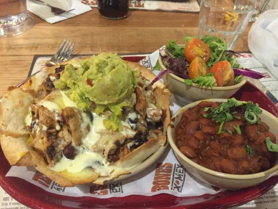 Cardiff, Australia: food 3