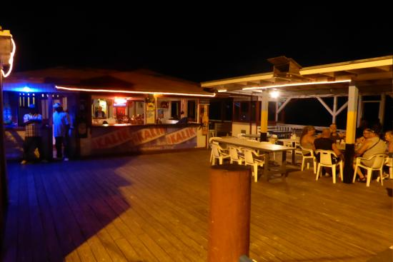 Dance Floor And Bar Picture Of Outriggers Native Restaurant