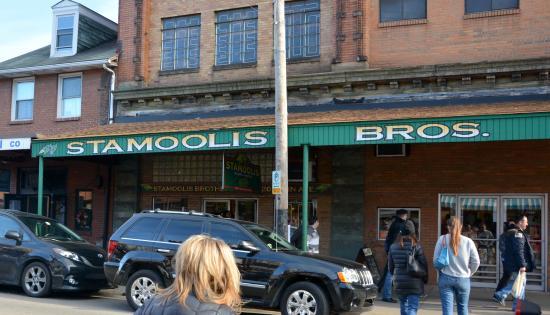Stamoolis Brothers
