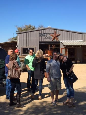Garrison Brothers Distillery Tours