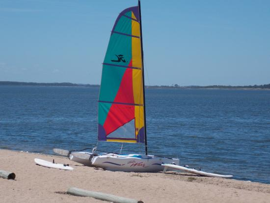 Maldonado, Uruguai: Laguna