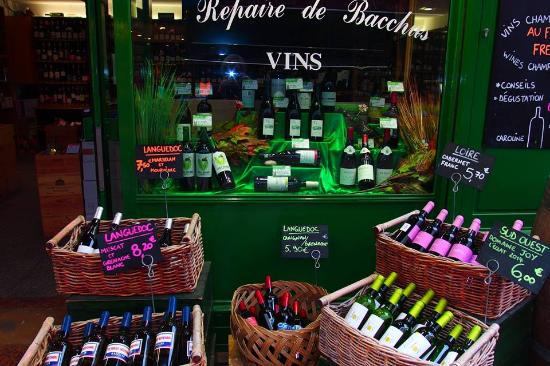 Paris, France: Wine Heaven!