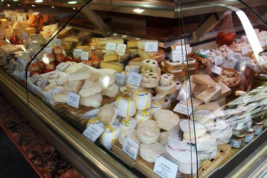 Paris, France: Fabulous Selection of Cheeses!