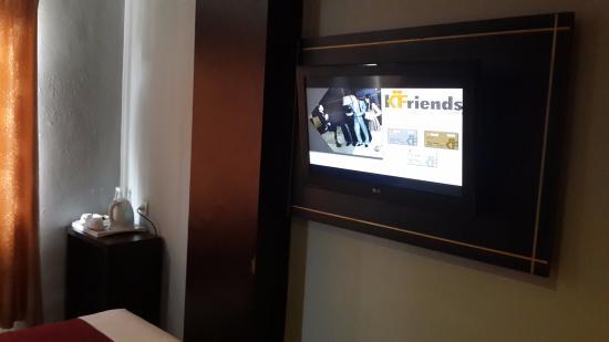 Gino Feruci Kebonjati Bandung: Kamar superior