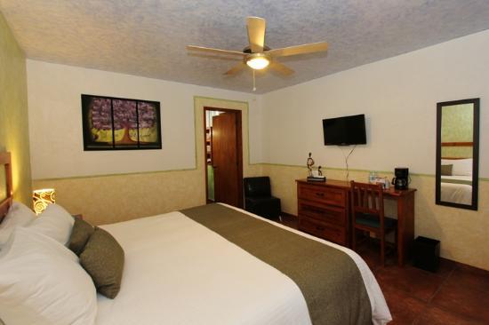 La Casona Tequisquiapan Hotel & Spa : Habitación Deluxe