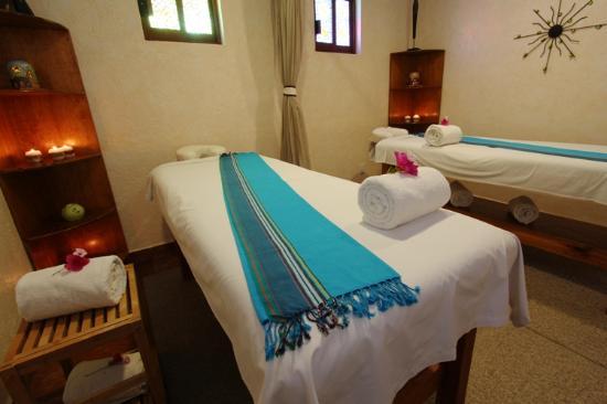 La Casona Tequisquiapan Hotel & Spa : Cabina Doble SPA