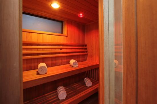 La Casona Tequisquiapan Hotel & Spa : Sauna SPA