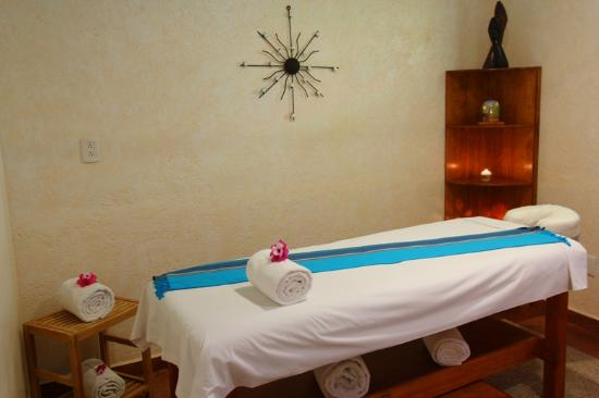 La Casona Tequisquiapan Hotel & Spa : Cabina Sencilla SPA