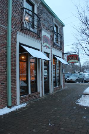Coals Artisan Pizza Louisville