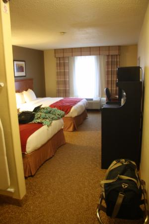Country Inn & Suites By Carlson, Davenport: Our Room