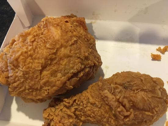 Mixed Chicken Picture Of Churchs Chicken Mckinney Tripadvisor