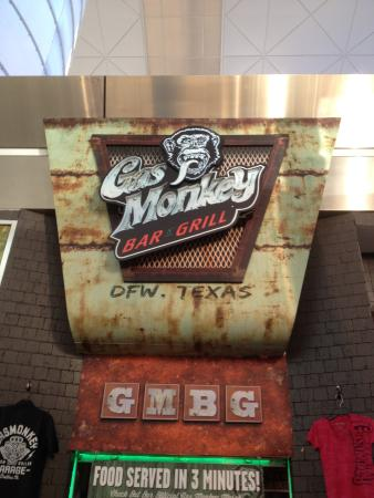 Gas Monkey Bar N' Grill - DFW Airport