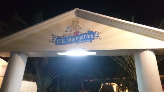 C.U. Restaurant: front