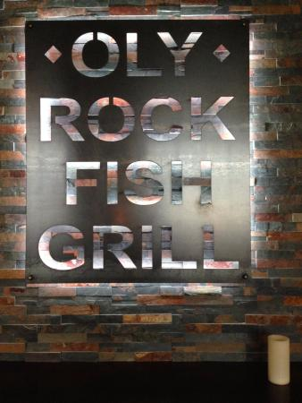 Oly rockfish grill