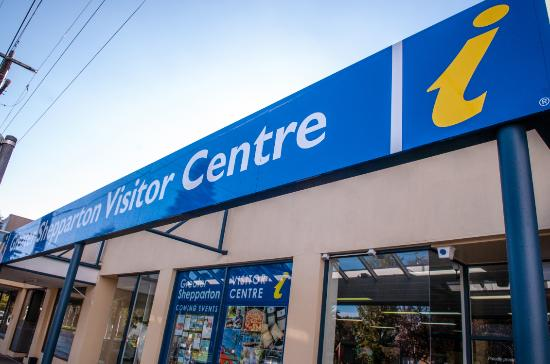 ‪Greater Shepparton Visitor Centre‬