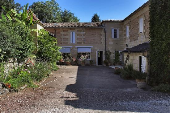 Chateau Le Baudou照片