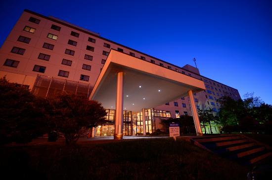 Minami Hokkaido Shikabe Royal Hotel: The outdoor landscape at the Shikabe Royal Hotel