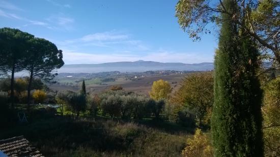 Gioiella, Italie : Stunning views