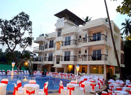 Saligão, Índia: Resort