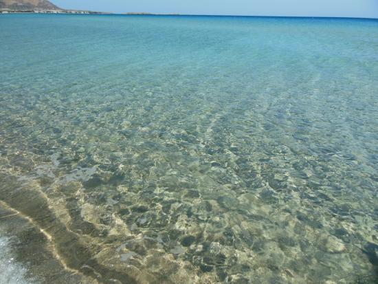 Elafonissi, กรีซ: to tez