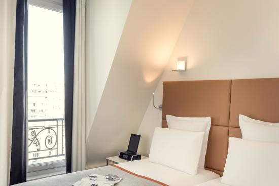 Mercure Paris Saint Lazare Monceau : Chambre Double