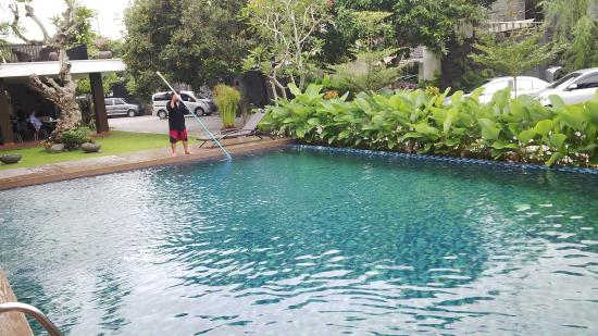 kamar yang view kolam renang picture of doho homestay jember rh tripadvisor co uk