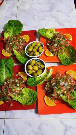 Restaurant argana tafraoute omd men om restauranger for Argana moroccan cuisine