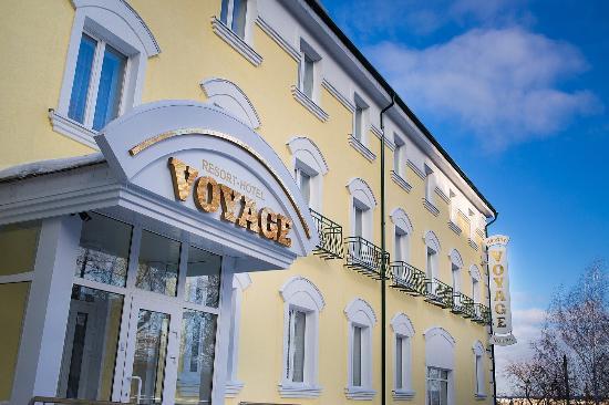 Resort Hotel Voyage