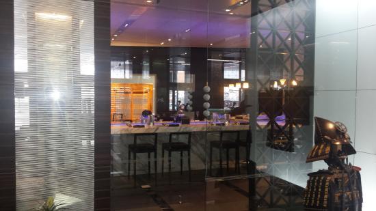 bar nella hall reception picture of romeo hotel naples tripadvisor rh tripadvisor in