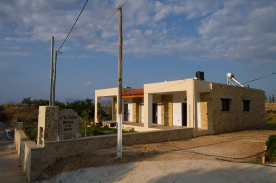 Agarathos : Exterior Apartments