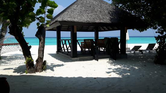 JA Manafaru: View from villa