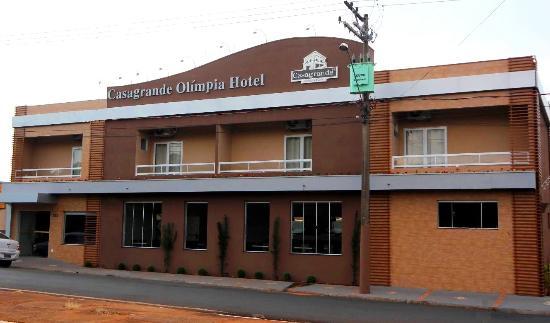 Casagrande Olimpia Hotel