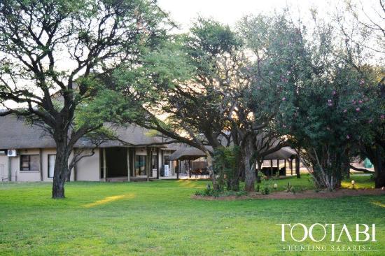 Paterson, Νότια Αφρική: Kalahari Lodge Outdoors