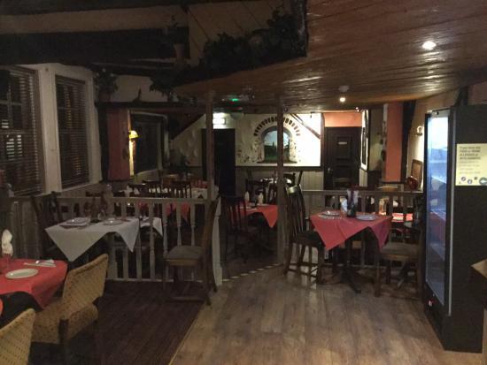 Lostock Gralam, UK: Tapas Restaurant