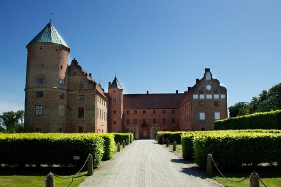 Eslöv, Zweden: Skarhults slott