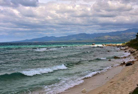 Playa Ancon: ancon beach trinidad by swift314
