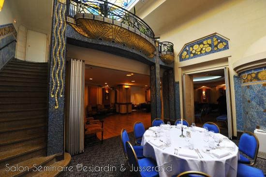 Best Western Hotel D'Anjou : Salon séminaire