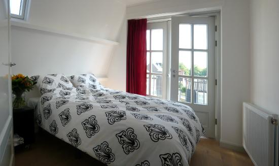 Bed en Breakfast Swaenenryck: Bedroom apartment 2