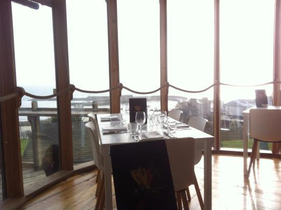 Hix Oyster & Fish House: Hix Fish Restaurant, Lyme Regis