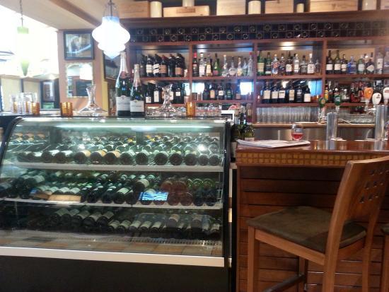 Il Mercato: the bar