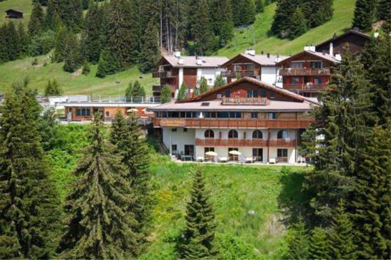 Hotel Tanne Fatschel