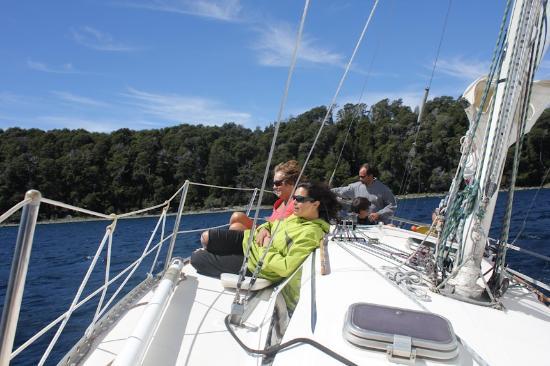 Navegando Patagonia