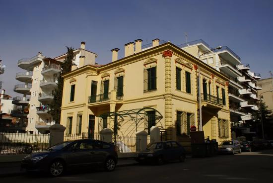 ‪Mansion Staliou‬