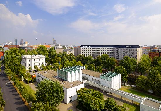 Sheraton Berlin Grand Hotel Esplanade : Exterior